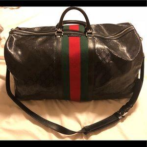 Gucci Fiat 500c Duffle Bag